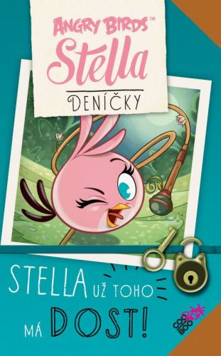 Paula Noronen: Angry Birds - Stella - Stella už toho má dost cena od 101 Kč