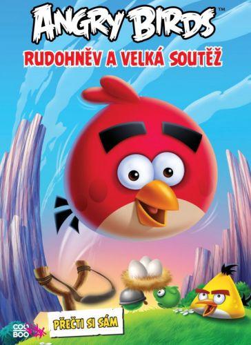 Angry Birds - Rudohněv a velká soutěž cena od 34 Kč