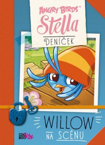 Angry Birds - Stella - Willow na scénu cena od 45 Kč