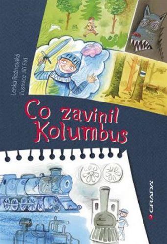 Lenka Rožnovská: Co zavinil Kolumbus cena od 83 Kč