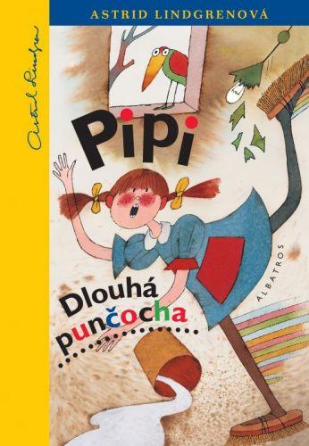 Astrid Lindgren: Pipi Dlouhá punčocha cena od 203 Kč