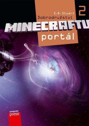 S.D. Stuart: Dobrodružství Minecraftu 2 – Portál cena od 87 Kč