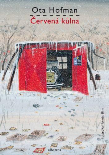 Ota Hofman: Červená kůlna cena od 169 Kč