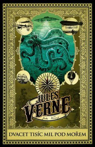 Jules Verne: Dvacet tisíc mil pod mořem cena od 183 Kč