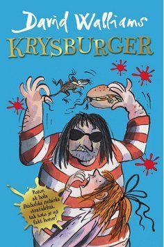 David Walliams: Krysburger cena od 216 Kč