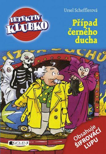 Ursel Scheffler: Detektiv Klubko. Případ černého ducha cena od 140 Kč