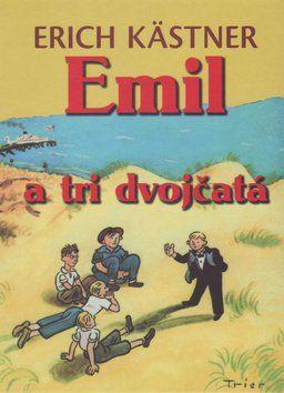 Erich Kästner: Emil a tri dvojčatá cena od 160 Kč