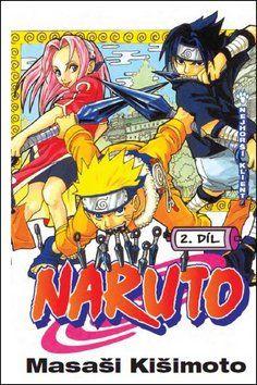 Masaši Kišimoto: Naruto 2 Nejhorší klient cena od 126 Kč