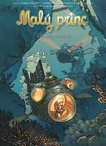 Exupéry Antoine de Saint: Malý princ a Planeta polykače cena od 159 Kč
