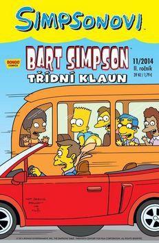 Matt Groening: Bart Simpson Třídní klaun cena od 25 Kč