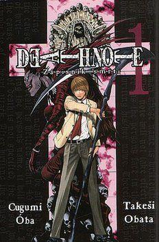 Cugumi Óba: Death Note Zápisník smrti 1 cena od 135 Kč