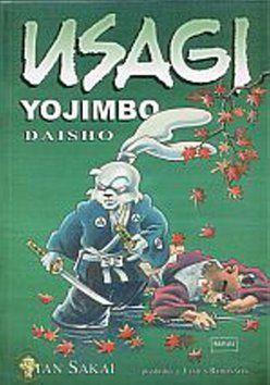 Stan Sakai: Usagi Yojimbo Daisho cena od 165 Kč