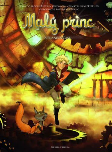 De Saint-Exupéry Antoine: Malý princ a Planeta času cena od 157 Kč