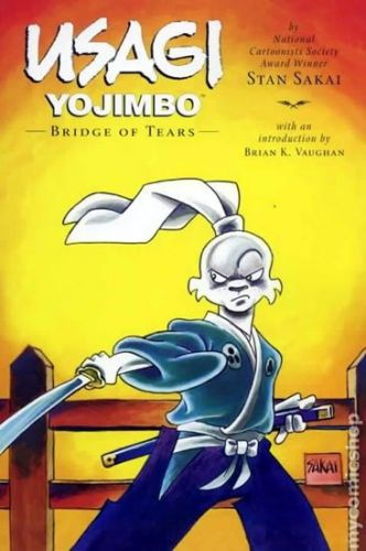 Stan Sakai: Usagi Yojimbo 23: Most slz cena od 188 Kč