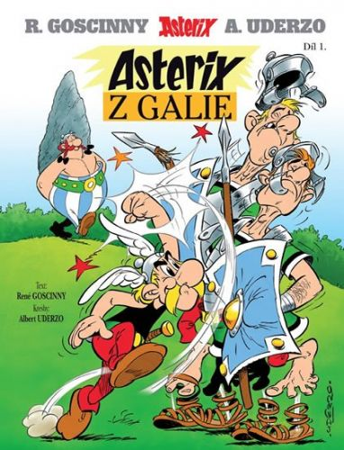 René Goscinny: Asterix 1 - Asterix z Galie cena od 67 Kč