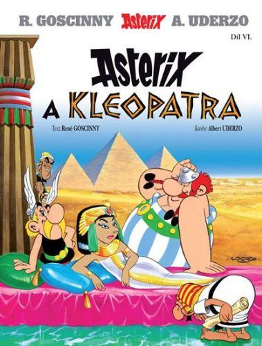 René Goscinny: Asterix 6 - Asterix a Kleopatra cena od 67 Kč