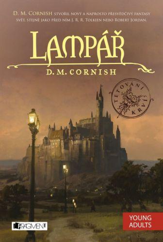 D.M. Cornish: Tetování krví – Lampář cena od 208 Kč