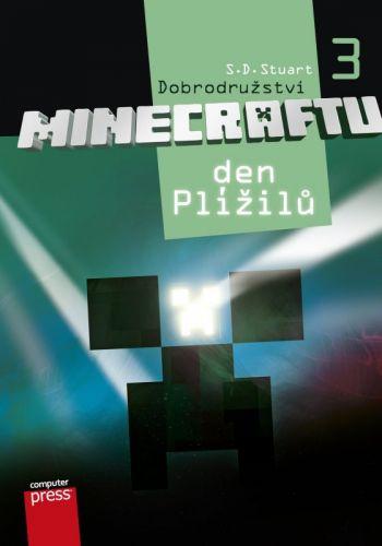 S.D. Stuart: Dobrodružství Minecraftu 3 – Den Plížilů cena od 87 Kč