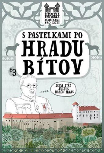 Eva Chupíková: S pastelkami po hradu Bítov cena od 49 Kč