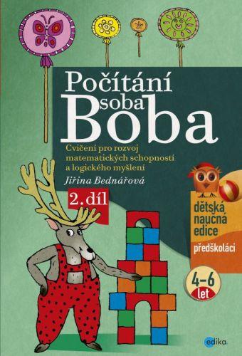 Jiřina Bednářová: Počítání soba Boba - 2. díl cena od 95 Kč