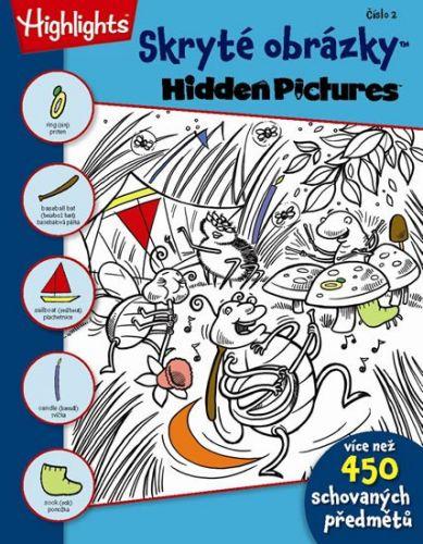 Skryté obrázky 2 cena od 33 Kč