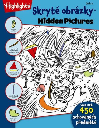 Skryté obrázky / Hidden Pictures 2 cena od 29 Kč