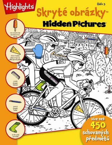 Skryté obrázky / Hidden Pictures 3 cena od 32 Kč