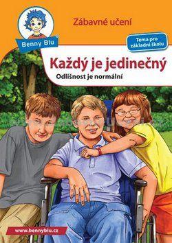 Ditipo Benny Blu Každý je jedinečný cena od 24 Kč