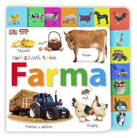 Obrázková kniha - Farma cena od 177 Kč