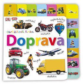 Obrázková kniha - Doprava cena od 179 Kč