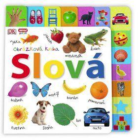 INFOA Slová Obrázková kniha cena od 191 Kč