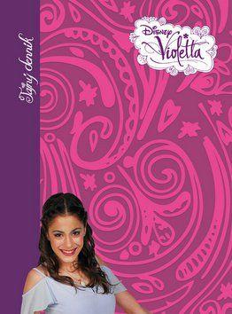 Walt Disney: Violetta - Violettin tajný denník cena od 325 Kč