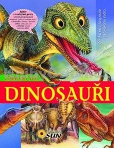 Francisco Arredondo: Dinosauři cena od 235 Kč