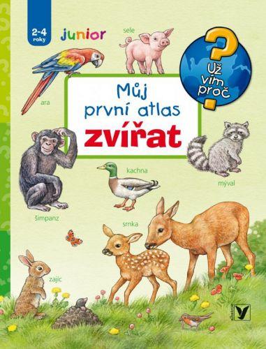 Anne Möllerová: Můj první atlas zvířat cena od 0 Kč