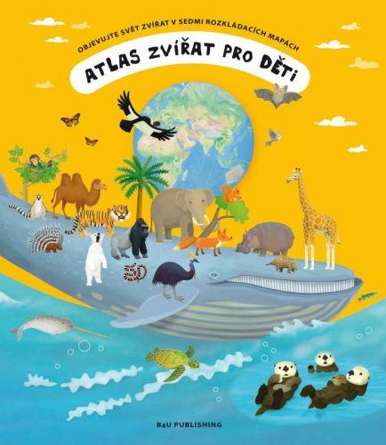 Tomáš Tůma: Atlas zvířat pro děti cena od 197 Kč