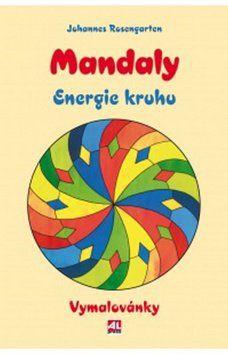 Rosengarten Johannes: Mandaly Energie kruhu cena od 91 Kč