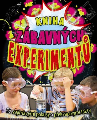 Kniha zábavných experimentů cena od 156 Kč