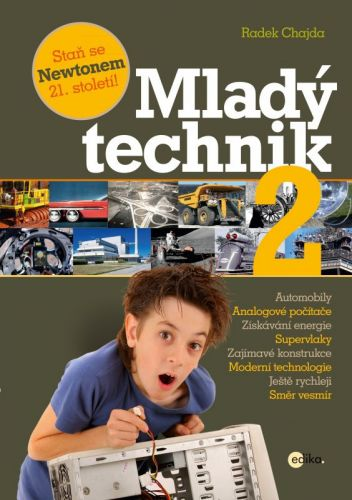 Radek Chajda: Mladý technik 2 cena od 138 Kč