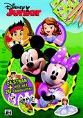 Disney Junior cvičebnice cena od 44 Kč