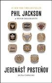 Hugh Delehanty, Phil Jackson: Jedenásť prsteňov cena od 325 Kč