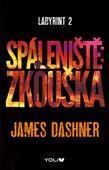 James Dashner: Spáleniště: Zkouška cena od 223 Kč