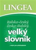 Italsko-český česko-italský velký slovník cena od 991 Kč