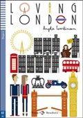 Angela Tomkinson: Loving London cena od 129 Kč