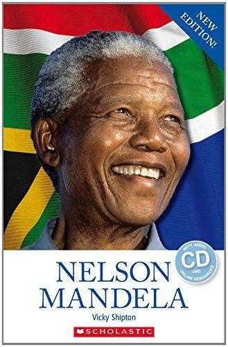 Vicky Shipton: Nelson Mandela + CD cena od 185 Kč