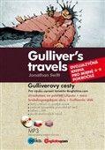 Jonathan Swift: Gulliver's travels Gulliverovy cesty cena od 196 Kč