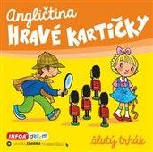 Šamalíková Pavlína: Angličtina - Hravé kartičky - žlutý trhák cena od 65 Kč