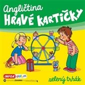 Šamalíková Pavlína: Angličtina - Hravé kartičky - zelený trhák cena od 65 Kč