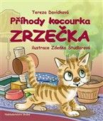 Tereza Davídková: Příhody kocourka Zrzečka cena od 192 Kč