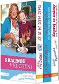 Lubomír Teprt: S Halinou v kuchyni BOX cena od 401 Kč