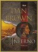 Dan Brown: Inferno Peklo ilustrované vydanie cena od 436 Kč